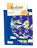 ReUsies 2 Pack Snack and Sandwich Reusable Bags, Love Birds