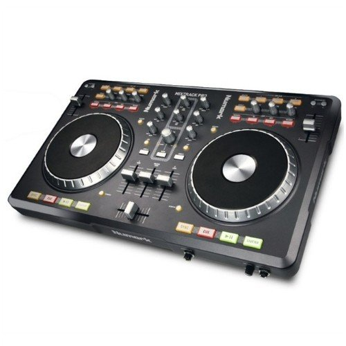 Numark Mixtrack Pro DJ Controller with Integrated Audio Interface from  Numark