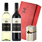 Lupo Nero Wine & Truffles Twin Gift Pack