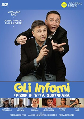 Gli Infami - Episodi di Vita Quotidiana (DVD)