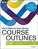 img - for Wiley CPAexcel Exam Review: Course Outlines - Financial Accounting and Reporting (Part 1) book / textbook / text book