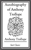 Image of Autobiography of Anthony Trollope