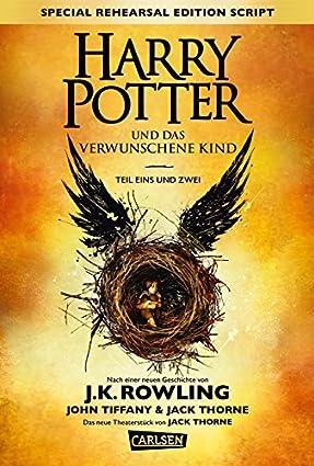 Der neue Harry Potter Roman