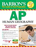 Barrons AP Human Geography, 5th Edition
