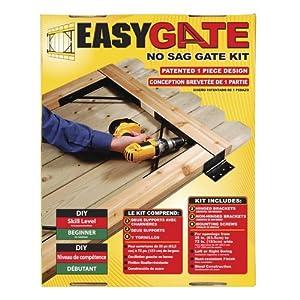 Homax 80099 No-Sag EasyGate Bracket Kit from Homax