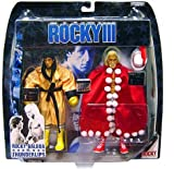 Jakks Pacific Rocky III Exclusive Action Figure 2-Pack Rocky Vs. Thunderlips