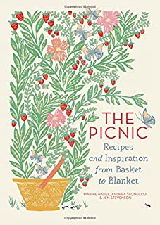 Book Cover: The Picnic: Recipes and Inspiration from Basket to Blanket