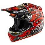 Troy Lee Design AIR Medusa rot (M, L)
