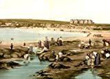 Vintage IRELAND, BUNDORAN IN COUNTY DONEGAL c1890-1900 Reproduction Print on 200gsm A3 Satin Art Card