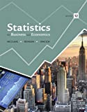 Statistics for Business and Economics Plus NEW MyStatLab with Pearson eText -- Access Card Package (12th Edition) (0321946588) by McClave, James T.