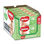 Huggies Natural Care Baby Wipes - 10...