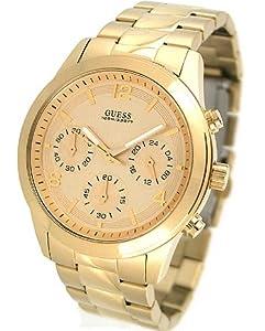 Feminine U13578l1 Contemporary Watch - Gold