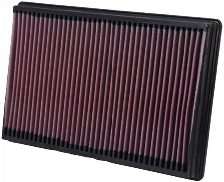 K and N 33-2247 Replacement Air Filter Dodge Ram 1500 - 2500 - 3500, 3.7 - 4.7 - 5.7L, 02-10