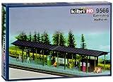 Kibri - Estación ferroviaria de modelismo ferroviario H0 (39566)