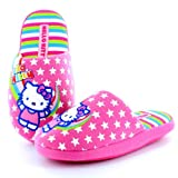 Hello Kitty Socks Pink Slipper Size 12 Child UK