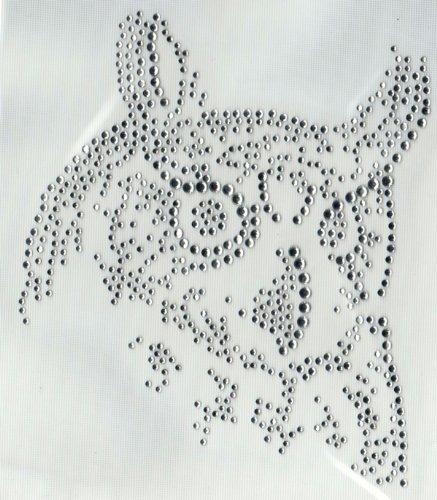 Sue's Sparklers - Owl Rhinestone Transfer