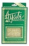 Ayate Washcloth 100 Natural Agave Fiber 1 washcloth