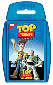 Cards and Games - Winning Moves - TOP TRUMPS SPECIALS (Toy Story 3D)