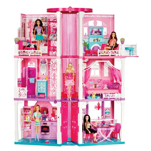 Review for Barbie Dream House
