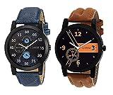 #10: Krupa Enterprise Analogue Multi-Colour Dial Boy's Watch - 55003