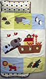 SoHo Nap Mat , Noah Ark (All Hand Embroidery)