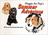 Meggie the Pup's Summer Adventure
