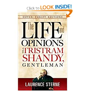 Download The Life and Opinions of Tristram Shandy, Gentleman (Dover Thrift Editions)