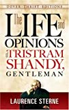Laurence Sterne The Life and Opinions of Tristram Shandy, Gentleman (Dover Thrift Editions)