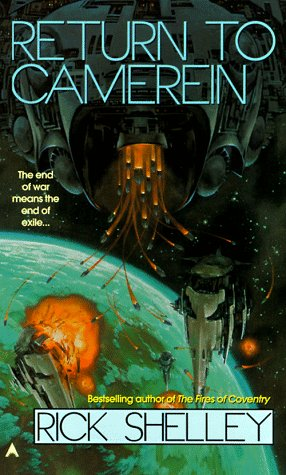 Return to Camerein (Ace Science Fiction), Rick  Shelley