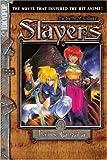 Slayers Text, Vol. 4: The Battle of Saillune (1595325808) by Hajime Kanzaka