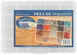 Neww Deluxe Organizer 20 Compartments-10.75\