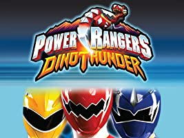 Power Rangers Dino Thunder - Season 1