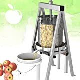 Raw Rutes - Harvest Fiesta Stainless Steel Fruit Press