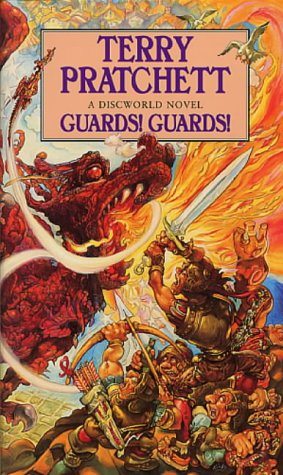 Terry Pratchett: Guards! Guards!