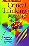 img - for Challenging Critical Thinking Puzzles book / textbook / text book