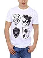 Diesel Camiseta Manga Corta T-Dixe (Blanco)