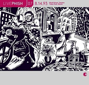 Live Phish Vol. 7: 8/14/93, World Music Theatre, Tinley Park, Illinois