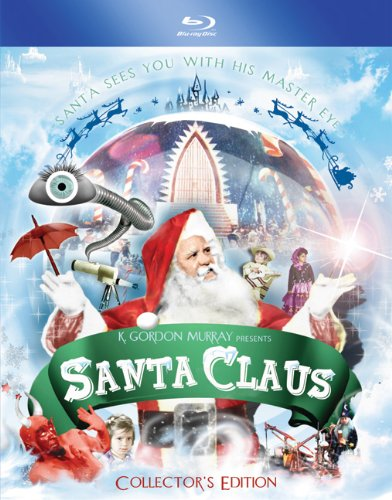 Cover art for  Santa Claus (Collector&#039;s Edition) [Blu-ray]