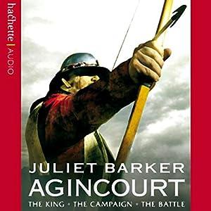 Agincourt Hörbuch