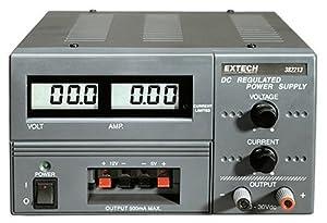 Extech 382213 Digital Triple Output DC Power Supply