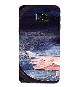 EPICCASE Night Sky Mobile Back Case Cover For Samsung Galaxy Note 5 (Designer Case)