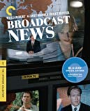 Broadcast News The Criterion collection Blu-Ray