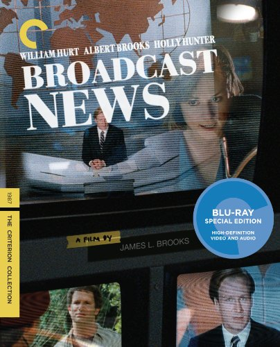 Cover art for  Broadcast News (The Criterion Collection) [Blu-ray]