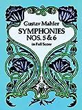 Mahler: Symphonies Nos. 5 & 6 in Full Score