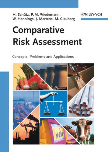 Comparative Risk Assessment: Concepts, Problems and...