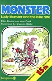 img - for Monster Books: Lady Monster and the Bike Ride Bk. 15 book / textbook / text book