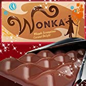 WONKA ウォンカチョコレート キャラメル味 (ギフト用スペシャルパッケージ限定版) チャーリーとチョコレート工場