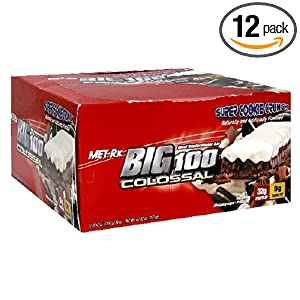 Met Rx Big 100 Colossal Meal Replacement 2
