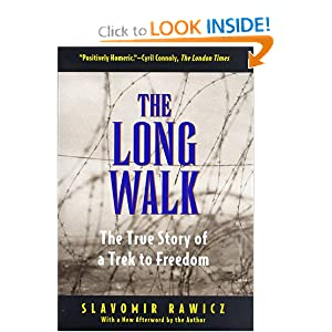 Amazon.com: The Long Walk: The True Story of a Trek to Freedom ...