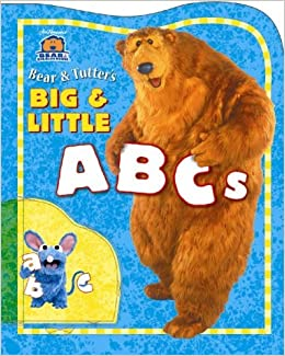 Bear and Tutter's Big and Little ABC (Bear in the Big Blue ...